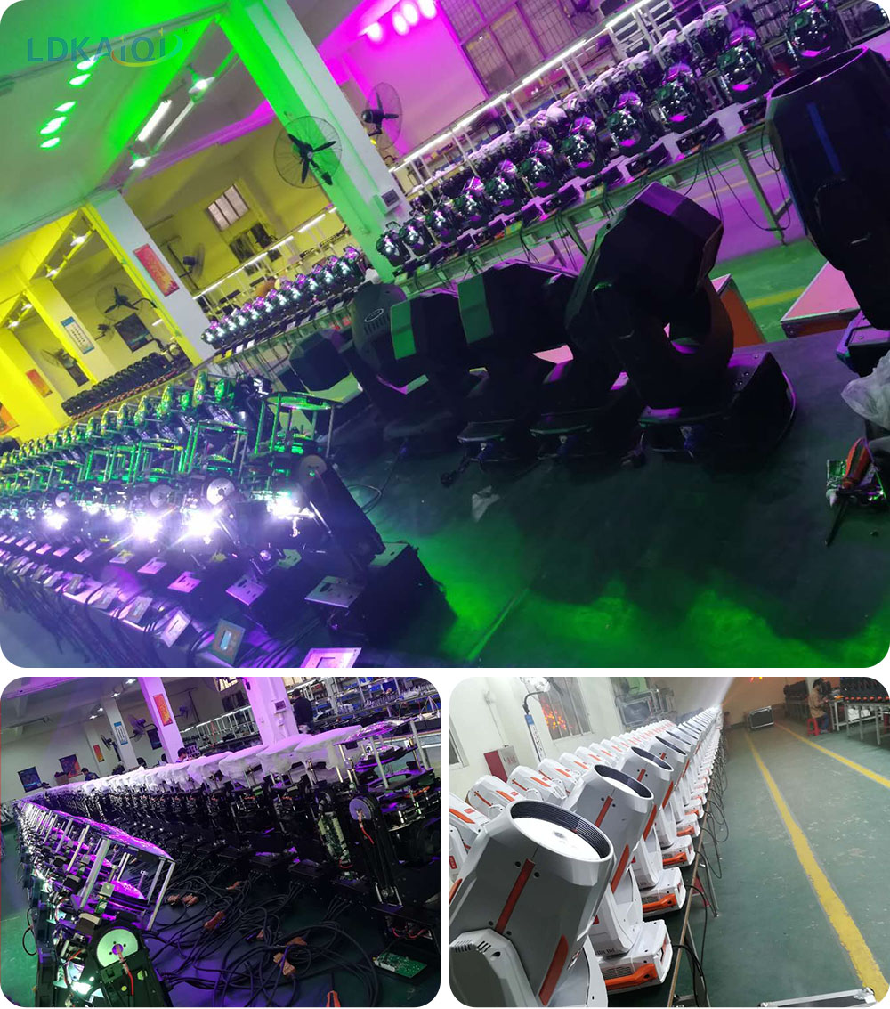 Beam Led Moving Head Spot Light 260w 8R(图2)