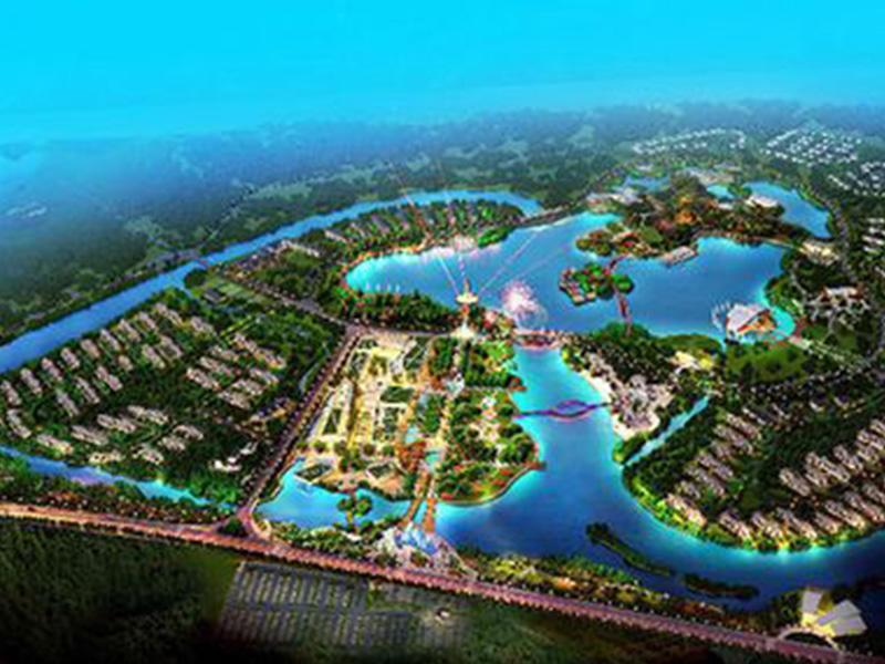 Jiangsu Dayang Bay Scenic Area