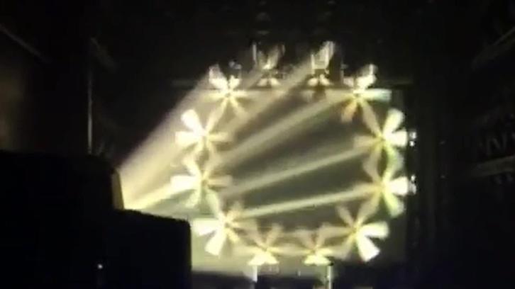 350W 17R beam moving head light effect 3 LD-2136-17R