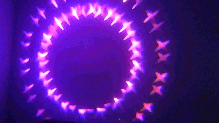 230w 7R beam moving head light LD-2136-7R