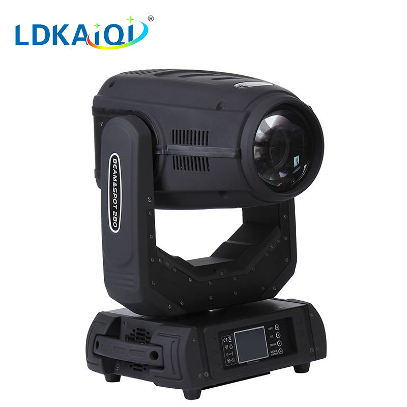 Beam wash spot 3in1 moving head light 280W 10R