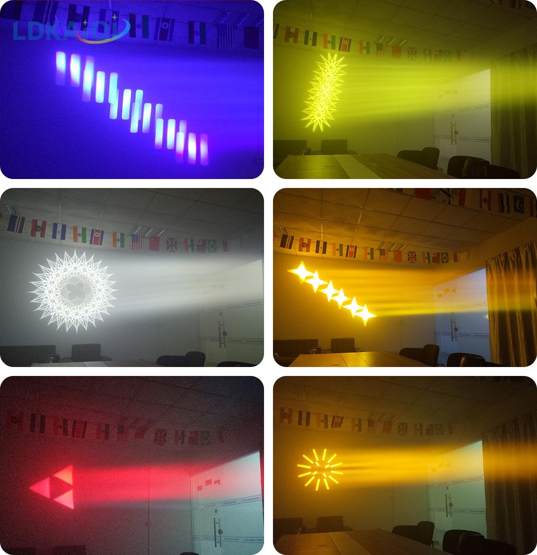 Beam wash spot 3in1 moving head light 280W 10R(图2)