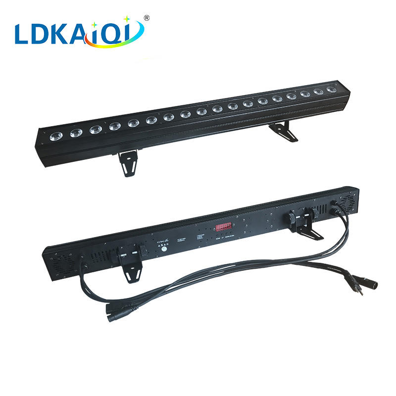 Led Wall Washer Lights 18X10W RGBW 4in1