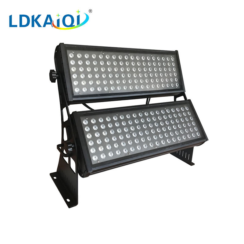 LED high power city color 216X3W RGBW  IP65