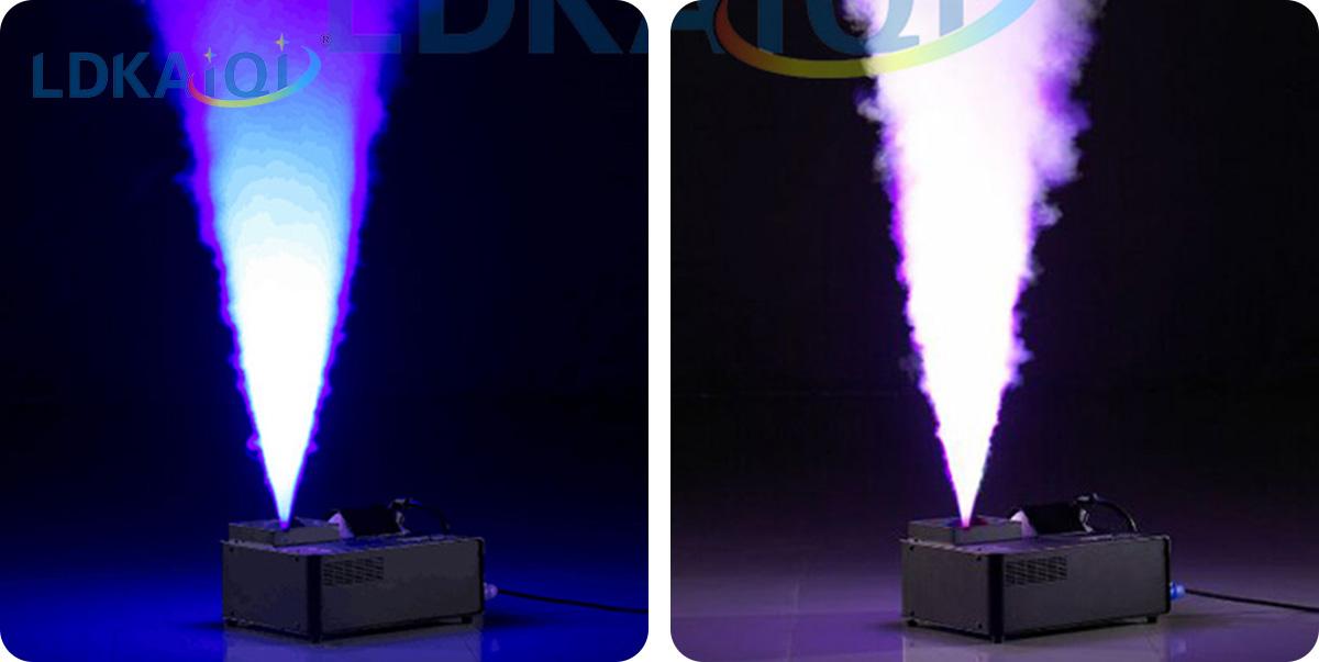 Fog Stage Smoke Machine With 24 Leds 1500W(图1)