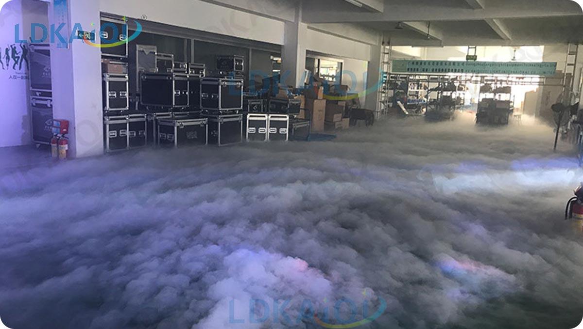 Water Low Stage Fog Machine 3000W(图2)