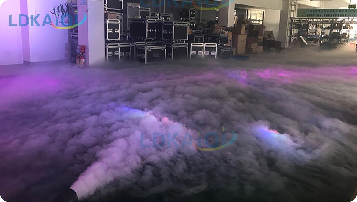 Water Low Stage Fog Machine 3000W(图3)