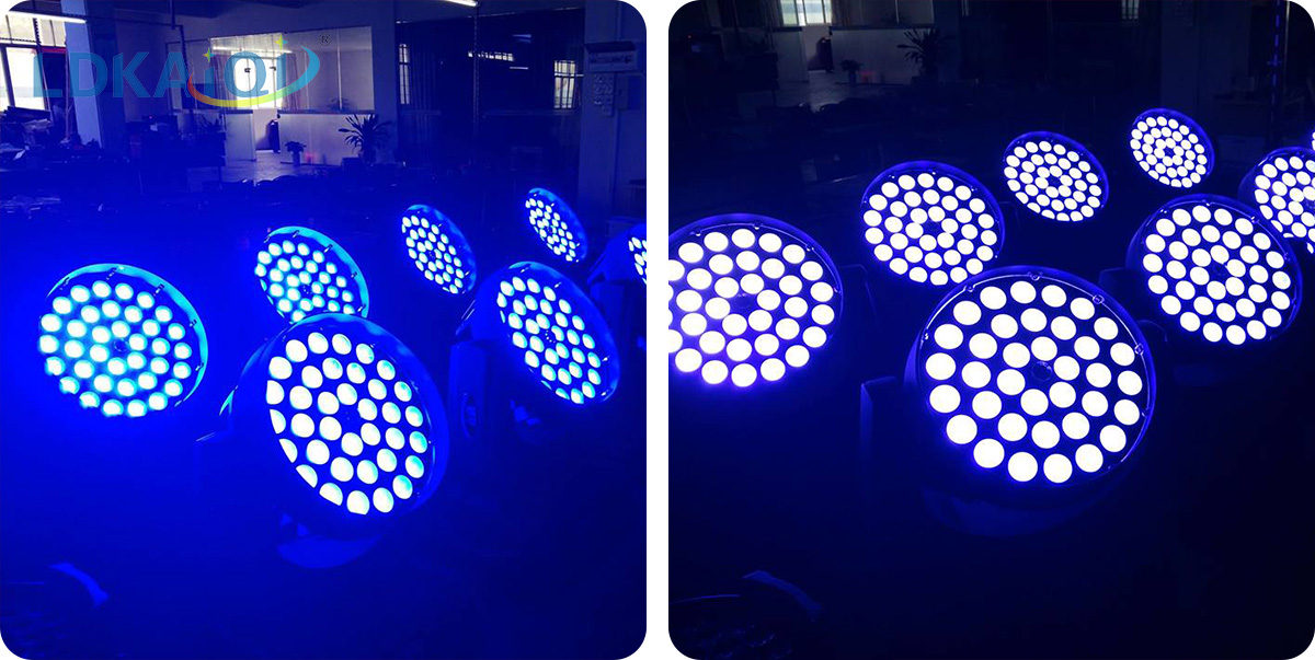 Led Zoom Wash Moving Heads Light 36*12W 4in1/5in1/6in1(图3)