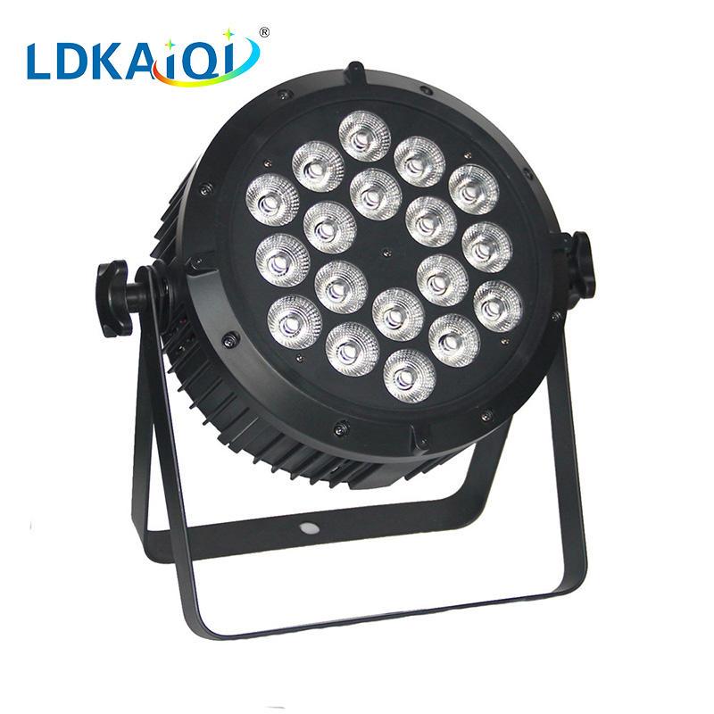 LED Par Slim Light 18X10W 4in1/5in1/6in1