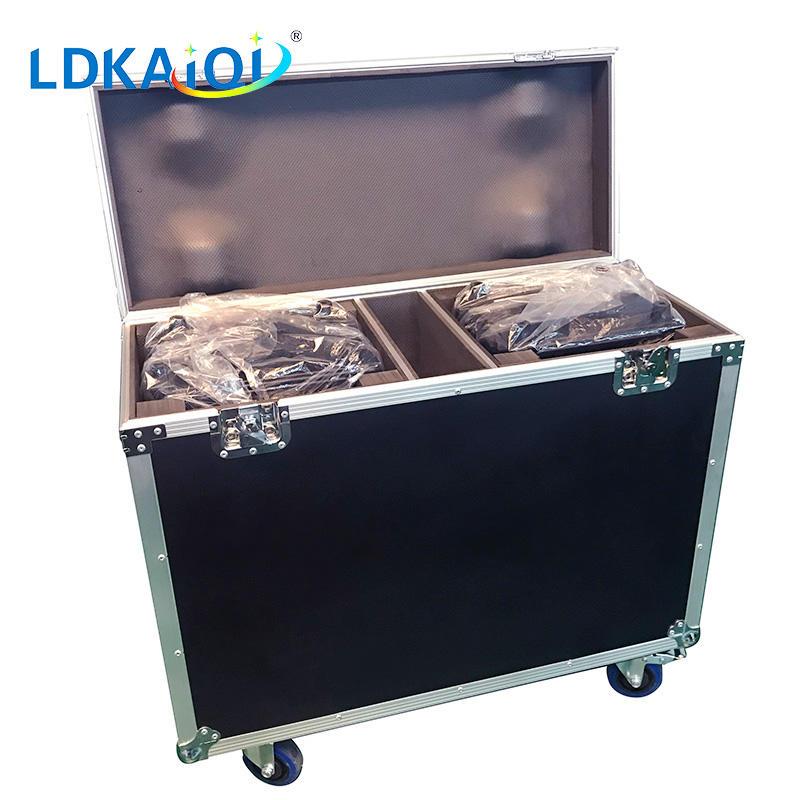 Flight case for LD-2136-10R