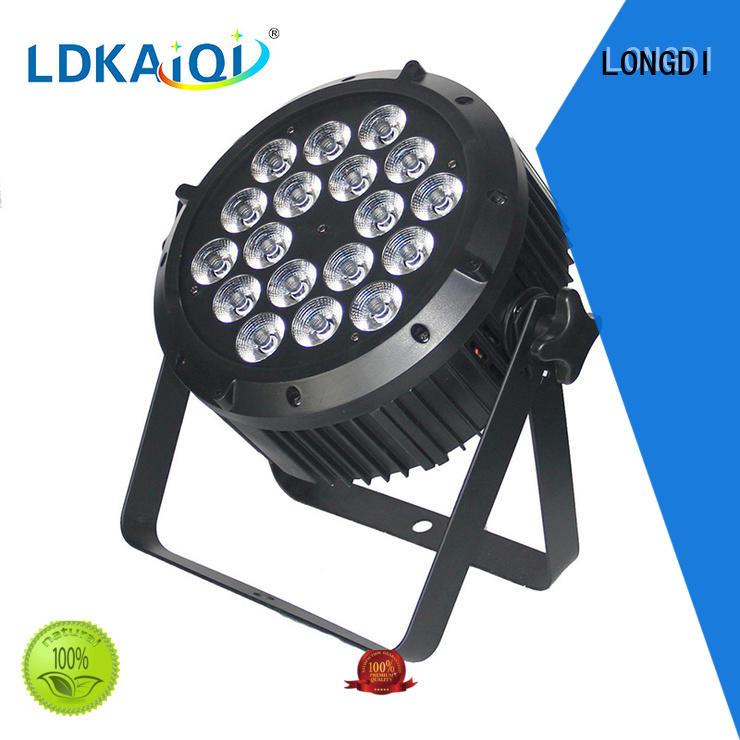 LED slim par light 18X10W 4in1/5in1/6in1