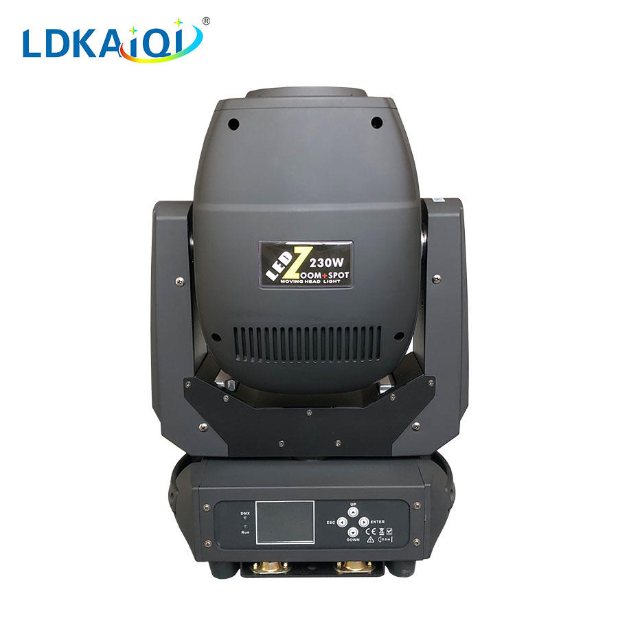 Led spot & zoom moving head light 230W