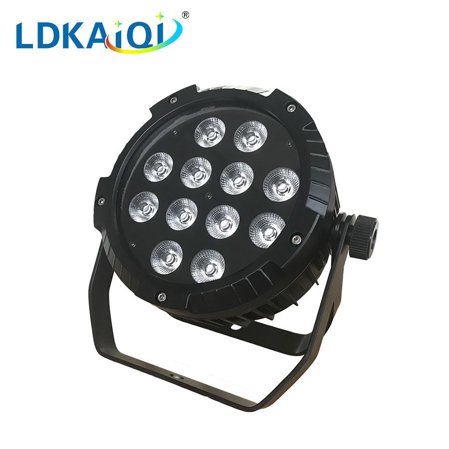led waterproof par light 12X10W 4in1/5in1/6in1
