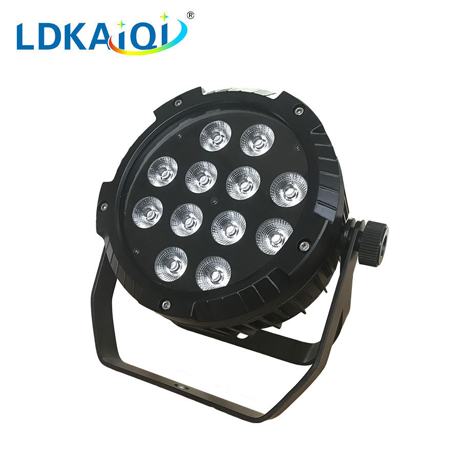 led waterproof par light 12X10W 4in1/5in1/6in1