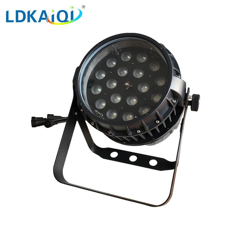 led waterproof ZOOM par light 18X10W 4in1