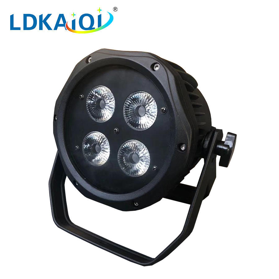 led waterproof par light 4X10W 4in1/5in1/6in1