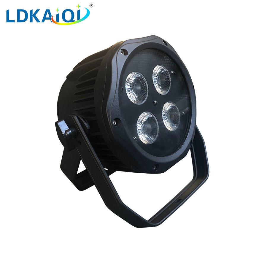led waterproof par light 4X10W 4in1/5in1/6in1