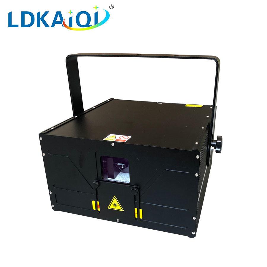 RGB Animation Laser Light 5W